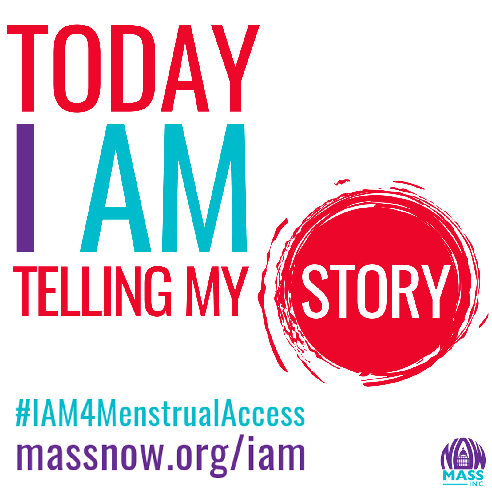 Increasing Access to Menstrual products » Mass NOW INC
